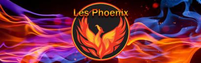 Les Phoenix PVE - Serveur ARK