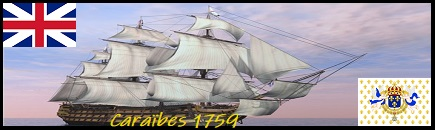 Caraibes 1759 - Serveur Atlas