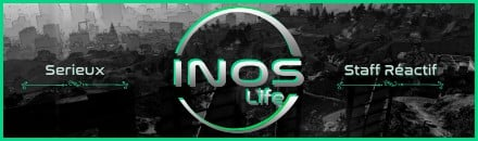 [FA] Inos Life | 64 Slots | DLC Tuners | Free Access | RP Strict | Scripts Inédits - Serveur GTA